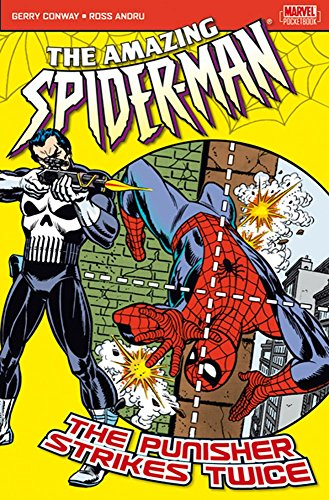 The Amazing Spiderman: The Punisher Strikes Twice (Marvel Pocketbooks) by Various (1-Mar-2010) Paperback