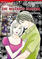THE MISTRESS SCANDAL (Harlequin comics)