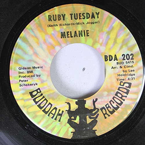 melanie-45-rpm-ruby-tuesday-merry-christmas