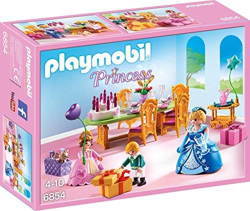 Preisvergleich Produktbild PLAYMOBIL 6854 - Geburtstagsfest der Prinzessin