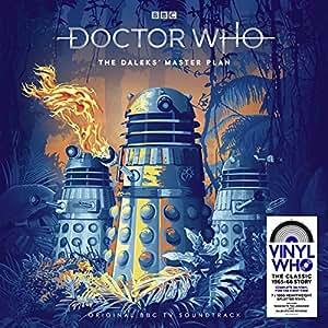 The Daleks' Master Plan (Exclusive Edition) [VINYL]