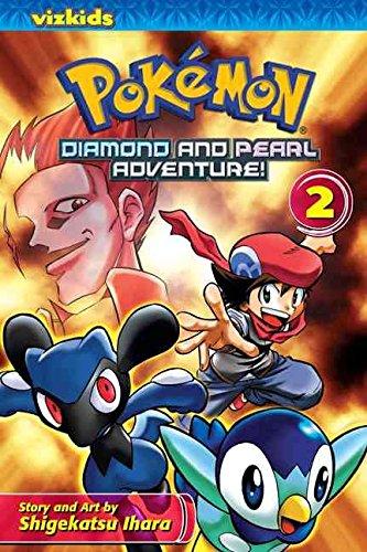 [Pokemon Diamond and Pearl Adventure: v. 2] (By: Shigekatsu Ihara) [published: September, 2008]