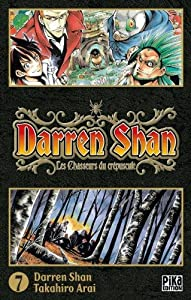 Darren Shan Edition simple Tome 7