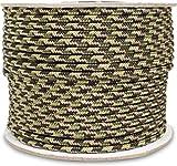 normani Allzweck-Outdoor-Seil 5 mm x 60 Meter Farbe Multitarn