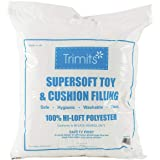 Trimits Toy Filling/Stuffing: 500gm, White, 500g