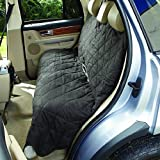 Best Slipcovers - Sure Fit Soft Suede/Sherpa Auto Slipcover Large Graphite/Cream Review