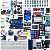 elego Uno R3Project die vollständige Ultimate Starter Kit w/Tutorial, Uno R3Controller Board, LCD1602, Servo, Stepper Motor für Arduino UNO Mega2560Nano Robot