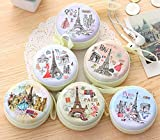 Retro Vintage Paris! (PACK of 2) Metal T...