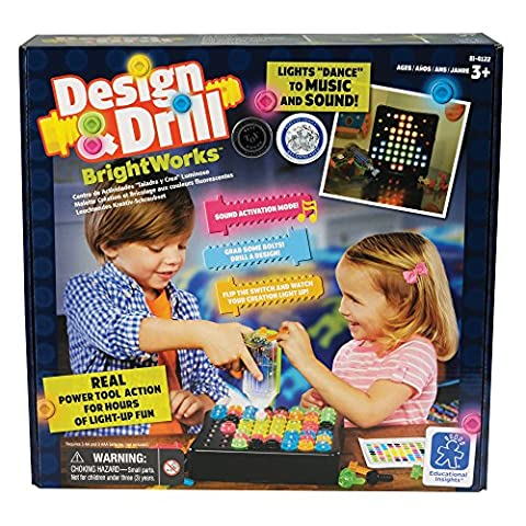 Learning Resources Design & Drill BrightWorks Activity Centre