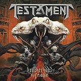 Testament: Brotherhood of the Snake [Vinyl LP] (Vinyl)