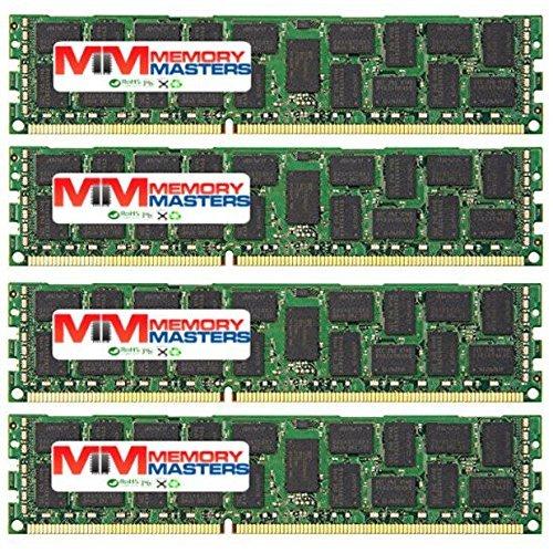 MemoryMasters Cisco UCS Server Serie. PC3-12800DIMM DDR3ECC Registered/PC3-106001600MHz/1333MHz Dual Rank RAM Memory 64GB Kit (4 x 16GB) (1333MHz) Dual Rank -
