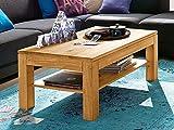 Couchtisch Massivholz Tisch Wohnzimmertisch Sofatisch Loungetisch Massiv