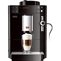 Melitta Passione F53/0-102, Bean to Cup Coffee Machine, Auto-Cappuccinatore, Black
