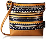 #6: Kanvas Katha Women's Sling Bag (Multi-Colour) (KKSAMZJAN002)