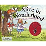 Alice in Wonderland (Charm Book Classics)
