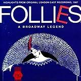 Follies (Highlights From Original London Cast Recording, 1987) (CD)