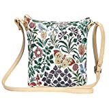 Best Cross Body Bags - Signare Tapestry Women Lightweight Sling Cross Body Satchel Review