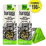 #6: Harippa Sunflower Pumpkin and Flax seeds mix Roasted 200gm - Chilli Ginger