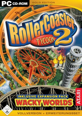 Roller Coaster Tycoon 2 - Gold Edition Gold Coaster