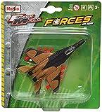 Maisto Mig-29 Fulcrum Aeroplane Die Cast Toy Model (Brown & Black)