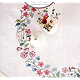Rico diseño Corona de Flores Gamuza de Kit, Mezcla de algodón