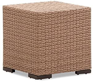 strathwood griffen all weather garden furniture wicker poly rattan