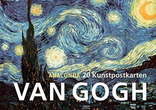 nt van Gogh (Kunst Postkarten)
