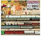 Fleischmann piccolo 9902 - Gleisplanheft HO für Modell-Gleis