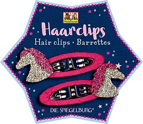 Spiegelburg 14346 Haarclips Pferdefreunde (2 St.)