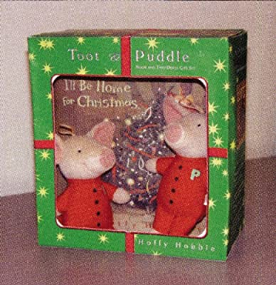 Toot & Puddle: I'll Be Home for Christmas Gift Set (Toot & Puddle (Mini))