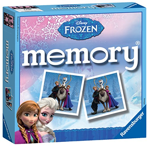 Ravensburger-21111-Disney-Frozen-Mini-Memory