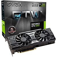 EVGA GeForce GTX 1060 FTW+ 3GB Graphics Card