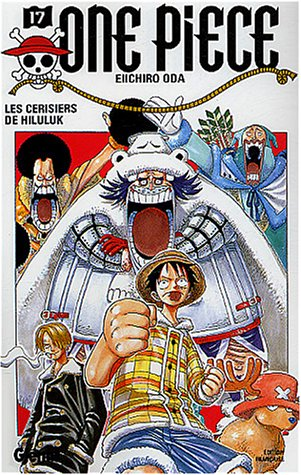 One piece Vol.17