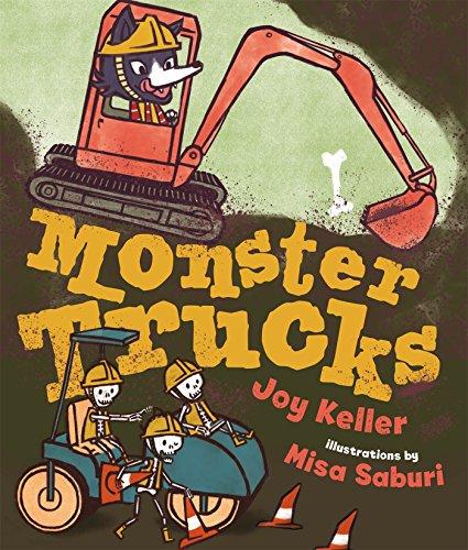 Keller, J: Monster Trucks