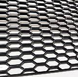 CBT - Universal Waben-Gitter Kunststoff Renn-Gitter ABS Grill Stoßstange 120 x 40 cm