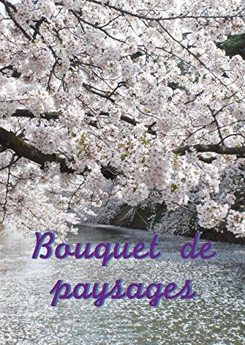 Couverture du livre Bouquet de paysages