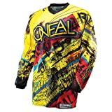 O'Neal Element Motocross Jersey ACID gelb rot L