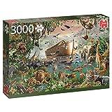 Jumbo 18326 - Die Arche Noah - 3000 Teile - Neu