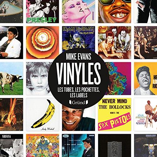 Vinyles par Mike EVANS