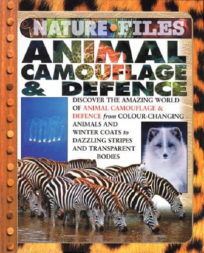 Animal camouflage and defence