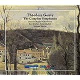 Gouvy:Complete Symphonies  [Jacques Mercier, Deusche Radio Philharmonie; Saarbrucken Kaiserslautern] [CPO: 777992-2]