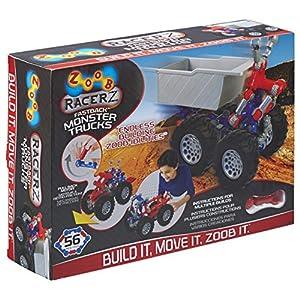 Zoob - Camiones Monster de Retroceso (Juratoys 0Z12058TL)