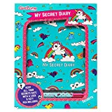 Best Toys For A 10 Year Old Girls - GirlZone GIFTS FOR GIRLS: Secret Lockable Diary Review
