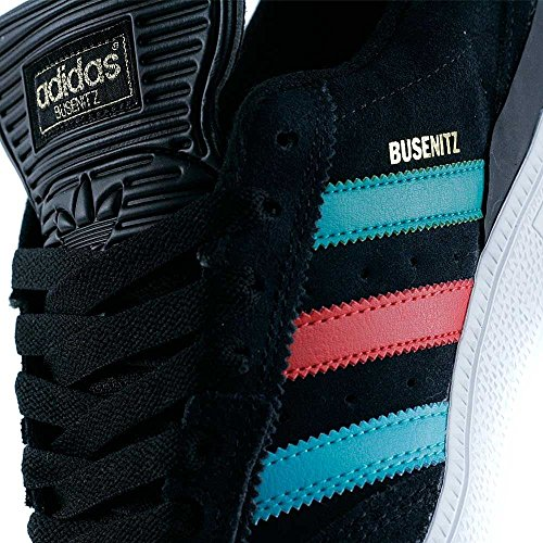 adidas Busenitz Core Black Eqt Green Scarlet core black/eqt green/scarlet