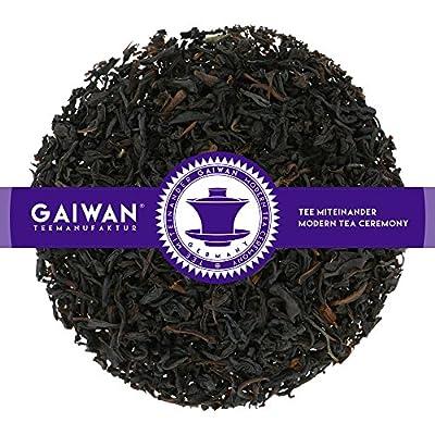 """N° 1422: Thé noir """"Vainilla noire"""" - feuilles de thé - GAIWAN® GERMANY - thé noir d'Inde, Chine, vanille"""