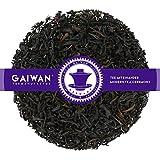"""Núm. 1422: Té negro """"Vainilla negra"""" - hojas sueltas - 500 g - GAIWAN® GERMANY - té negro de la India y China, vainilla"""