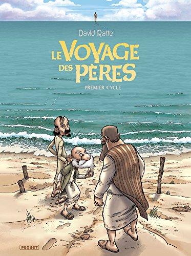 Le Voyage des pères, Premier cycle : Jonas ; Alphée, Simon