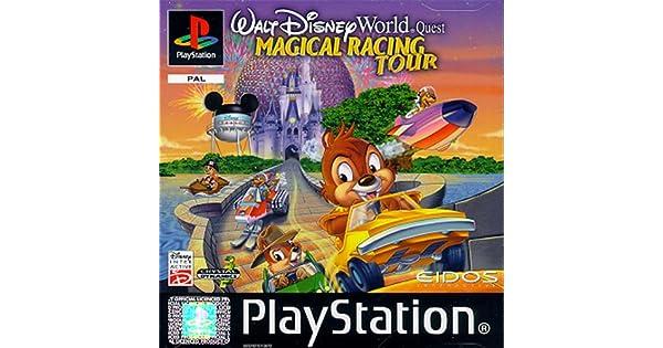 walt disney world quest magical racing tour pc download free