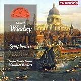 Wesley: Symphonies in D Major / A Major / D Major / E-Flat Major / B-Flat Major