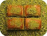 Pistazien Baklava 200 g Palandöken täglich frischer Süsichkeiten Hausgemachtes Rezept